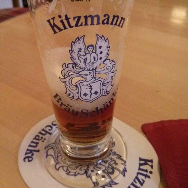Kitzmann Bräuschänke & Biergarten - Erlangen, Bayern