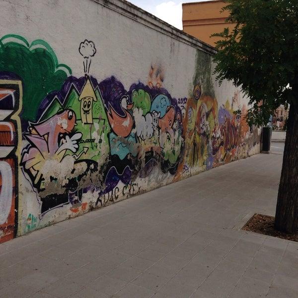 Photo taken at Realejo (Barrio del) by Zoltan N. on 6/10/2014