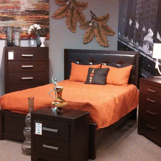 Photo Taken At Ashley Furniture HomeStore By Andrea Peachy G. On 9/6/