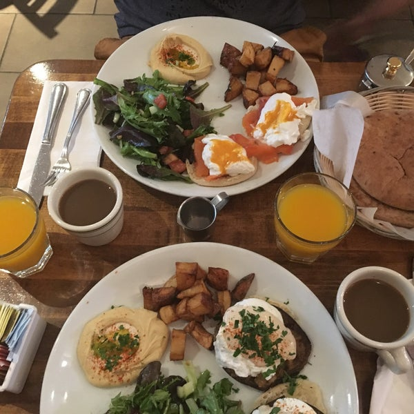 It is soooo good! Brunch menu with orange juice and coffee is unbelievable delicious! Take hot sauce!