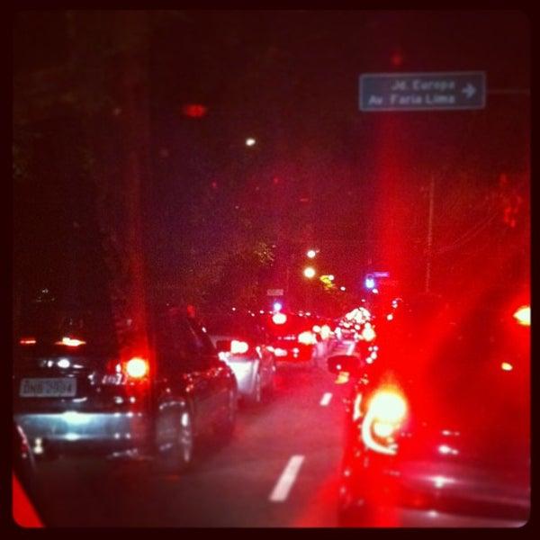 Photo taken at Avenida Brasil by PY on 12/26/2012