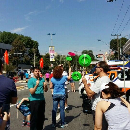 Photo taken at Avenida Presidente Kennedy by Fabíola T. on 8/23/2015