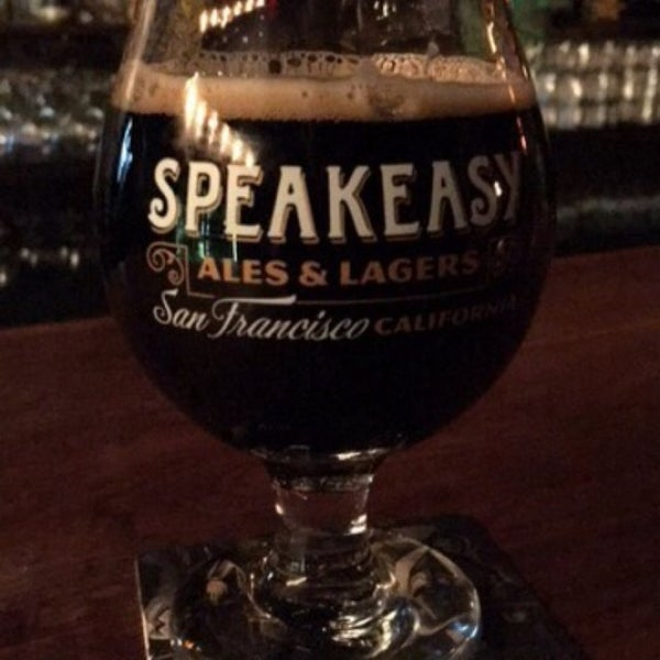 Photo taken at Speakeasy Ales & Lagers by The Brew Noob on 11/26/2016