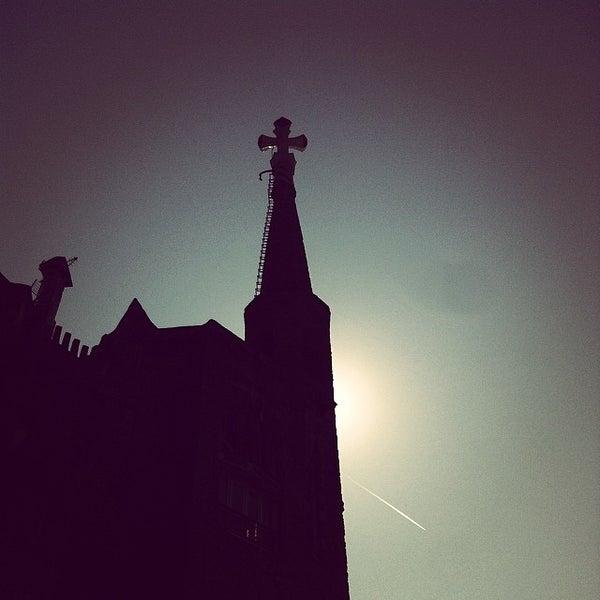 Foto tomada en Torre Bellesguard por Dani G. el 3/8/2014