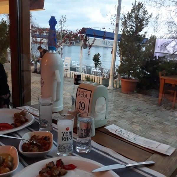 1/2/2018 tarihinde Gamzeziyaretçi tarafından Kekik Restaurant'de çekilen fotoğraf