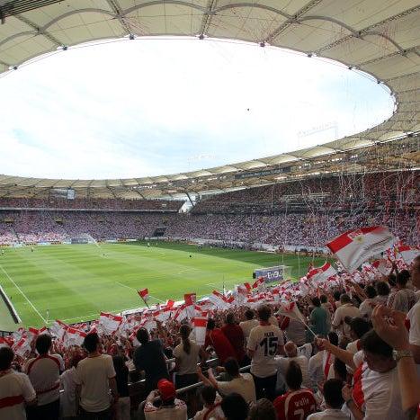 Mercedes-Benz Arena - Soccer Stadium