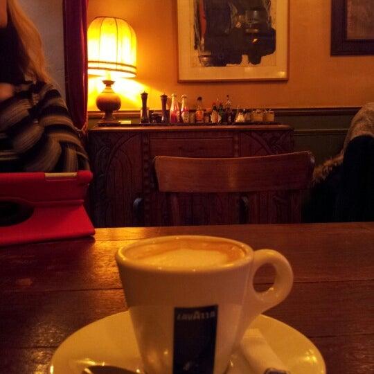 Photo taken at Café de l'Industrie by Ionut C. on 1/19/2013