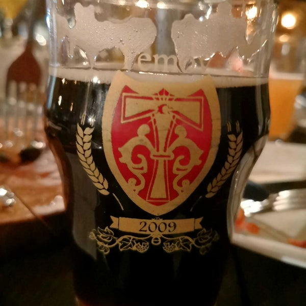 Photo taken at Old Town Brewery by Sergey D. on 1/20/2018