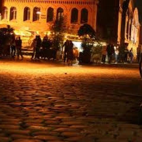 Photo taken at Kulturbrauerei by Volkan K. on 11/14/2012