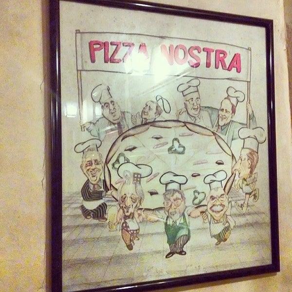 Foto tirada no(a) Di Andrea Gourmet Pizza & Pasta por Luciano N. em 1/1/2014