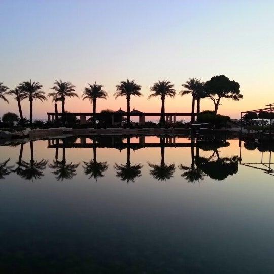 11/23/2012 tarihinde Hüseyin Kerem Y.ziyaretçi tarafından Rixos Premium Belek'de çekilen fotoğraf