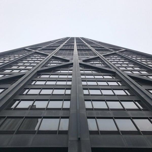 Photo taken at John Hancock Center by Andresito F. on 2/4/2017
