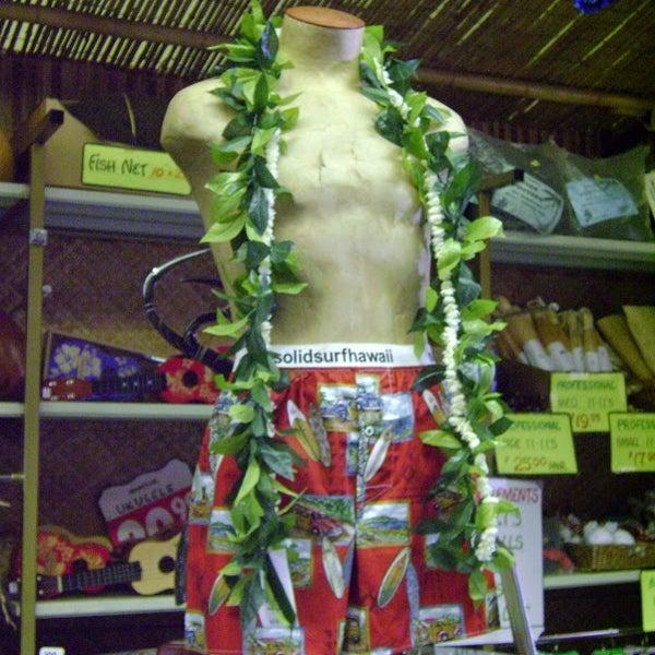 Hawaiian Clothing Store In Downey