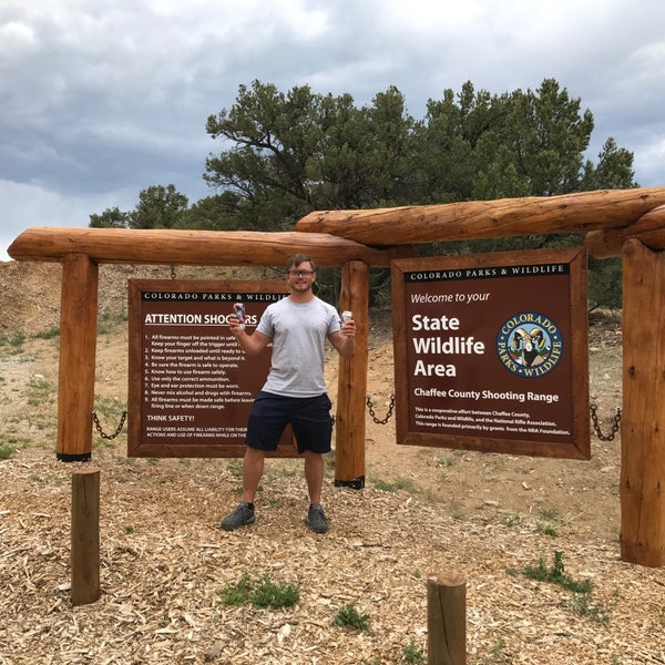 Chaffee County Shooting Range