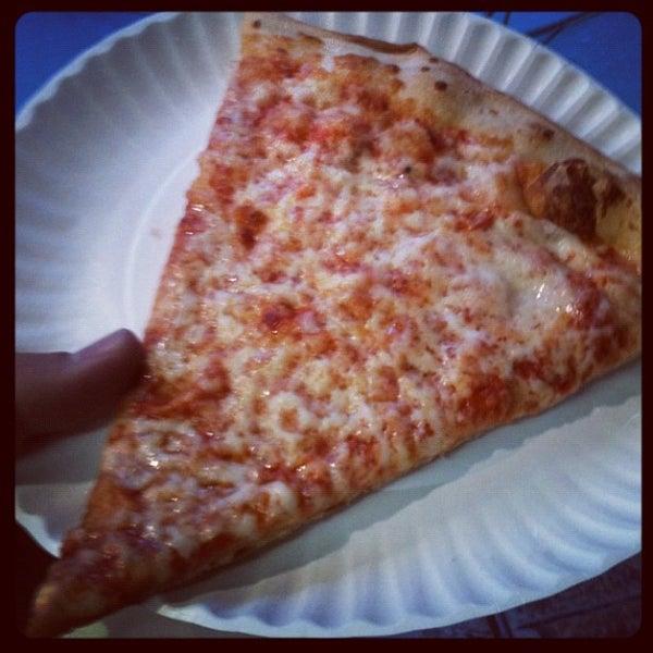 Photo taken at 99¢ Fresh Pizza by Matthew S. on 11/27/2012