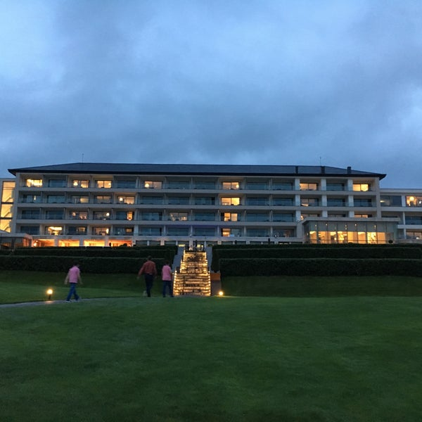 Photo taken at The Europe Hotel & Resort by Elina G. on 8/28/2017