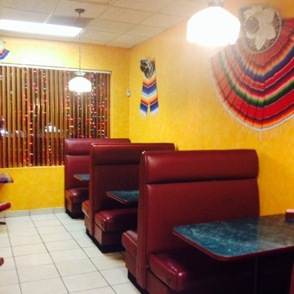 Photo Taken At El Patio Mexican Restaurant By Beto B On 9 30
