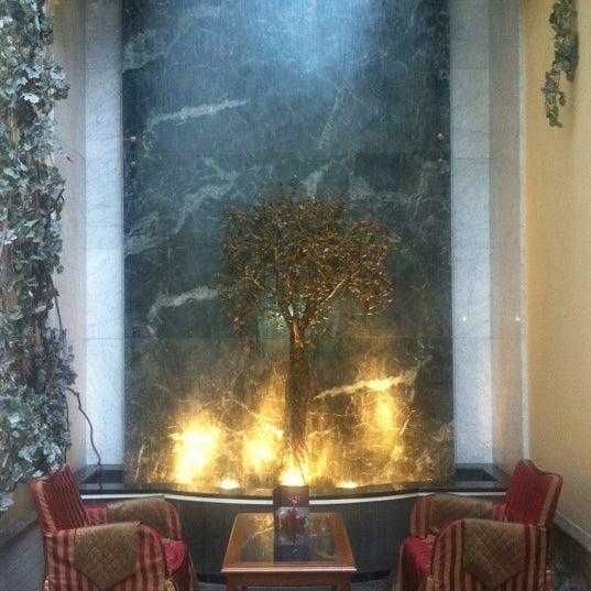 Снимок сделан в Golden Garden Boutique Hotel пользователем Frammy 11/8/2012