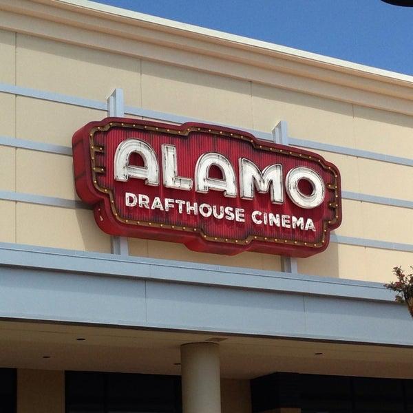 Photo taken at Alamo Drafthouse One Loudoun by Cristian V. on 6/22/2013