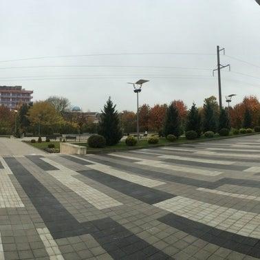 Снимок сделан в Санаторно-курортный комплекс «Русь» пользователем persona .. 10/19/2014