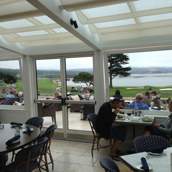 Photo taken at The Lodge at Pebble Beach by Nik01ai on 7/27/2013