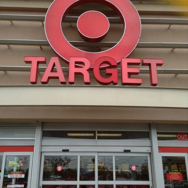 Photo taken at Target by Mynard B. on 2/18/2013