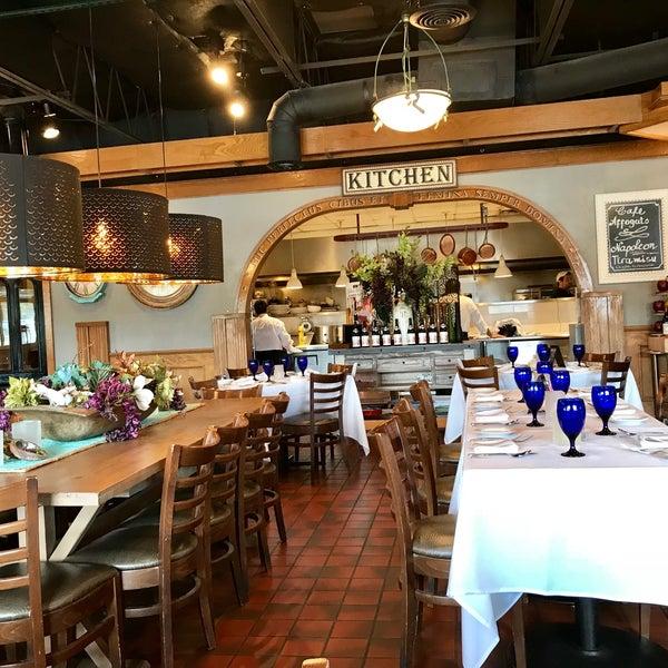 Andiamo Italian Bar & Grill - 4151 Belt Line Rd #101