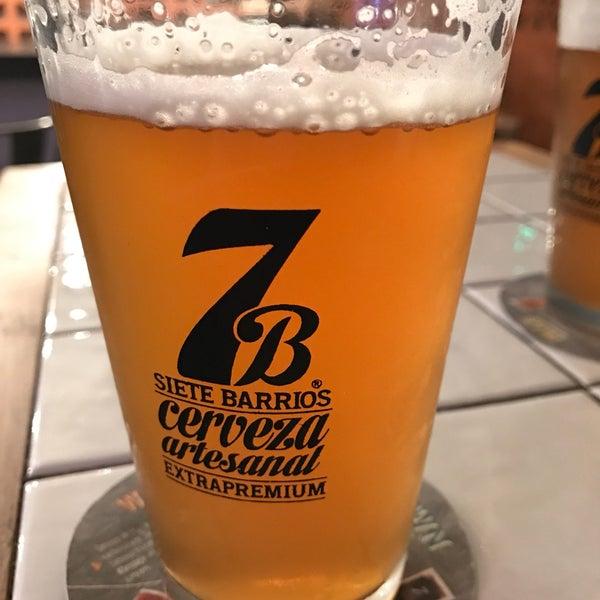 Foto tomada en Cervecería 7B por Rafa T. el 12/21/2016