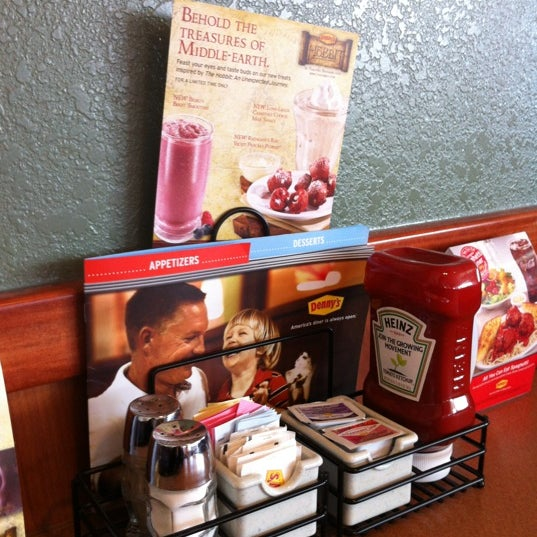 Photo taken at Denny's by Dale F. on 11/8/2012