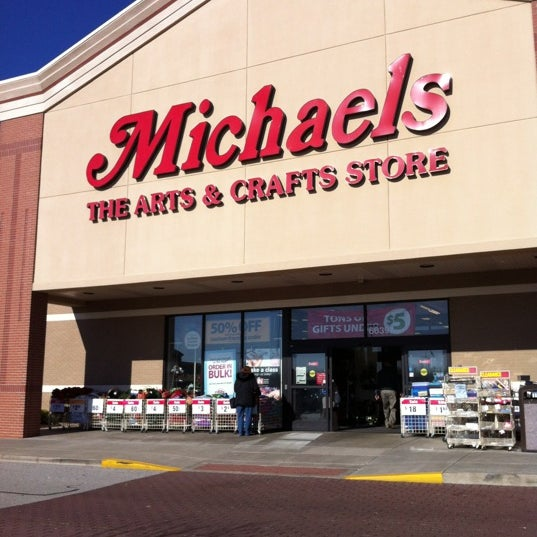 Michaels 6639 edwardsville crossing dr for Michaels craft store houston texas