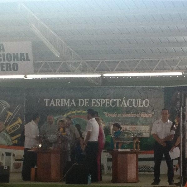 Photo taken at Feria Internacional de Azuero by Nini B. on 4/28/2013