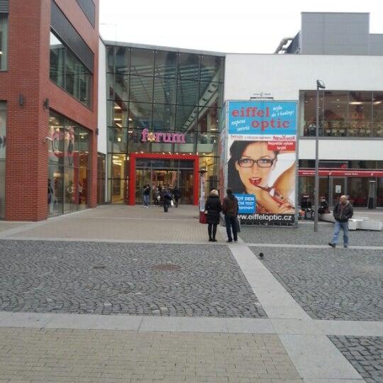 Photo taken at OC Forum by Václav P. on 11/17/2012