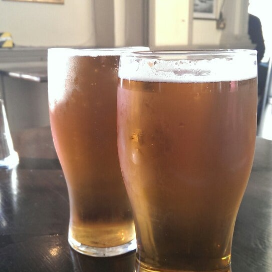 Photo taken at Trafalgar Tavern by David D. on 6/1/2013