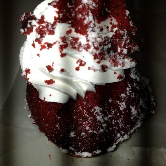Photo taken at Peter Pan Donut & Pastry Shop by Karen N. on 10/1/2012