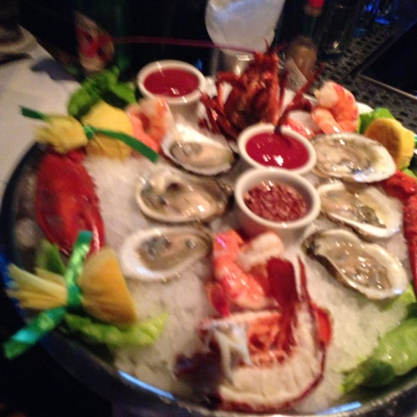 Shellfish Platter - shared was enough for my dinner