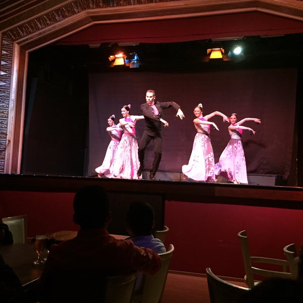 Photo taken at Palacio del Flamenco by Bulent C. on 5/29/2016