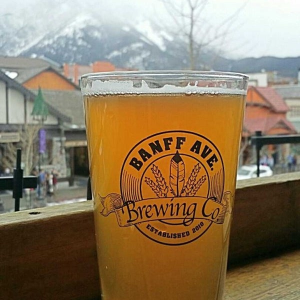 Photo taken at Banff Avenue Brewing Co. by Scott L. on 2/19/2017