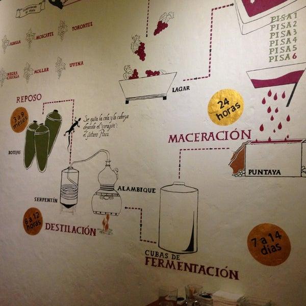 Foto tomada en Museo del Pisco por Mikhail S. el 1/11/2013