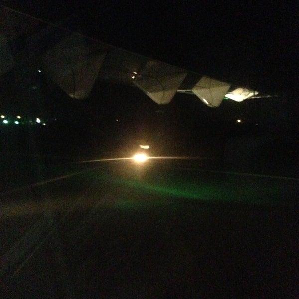Photo taken at A.N.R. Robinson International Airport (TAB) by Graeme R. on 5/5/2013