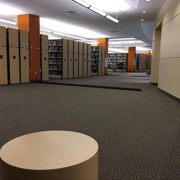 Photo taken at NSU: Alvin Sherman Library by Graeme R. on 4/16/2016