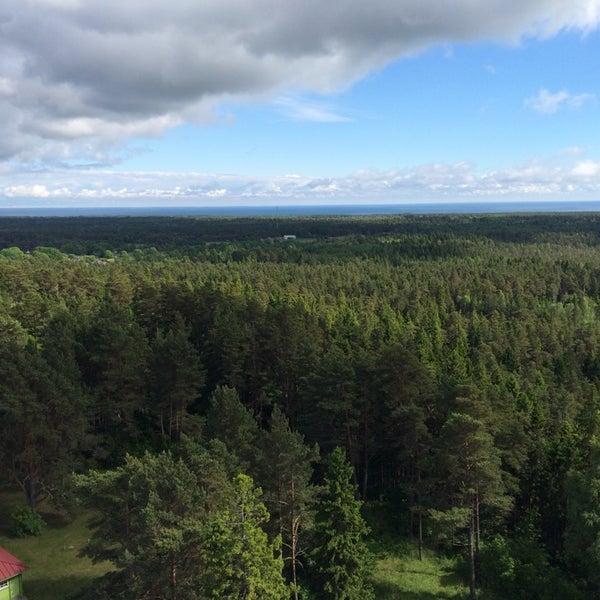Photo taken at Kõpu tuletorn    Kõpu Lighthouse by Mihhail K. on 6/27/2015