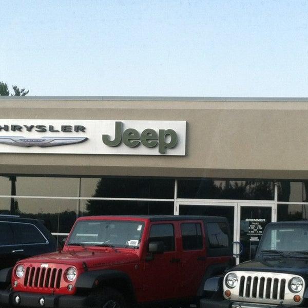 brenner chrysler jeep auto dealership in mechanicsburg. Black Bedroom Furniture Sets. Home Design Ideas