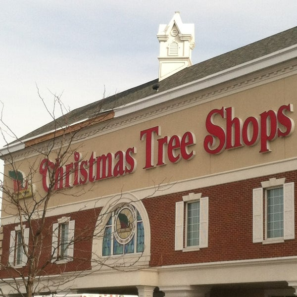 Christmas Tree Shops - Gift Shop