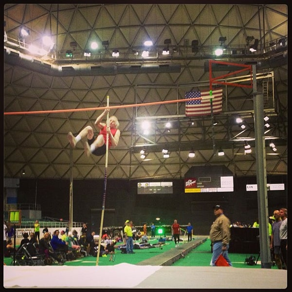 Photo taken at Bell County Expo Center by Chinh D. on 12/29/2012