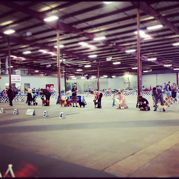 Photo taken at Bell County Expo Center by Chinh D. on 10/21/2012