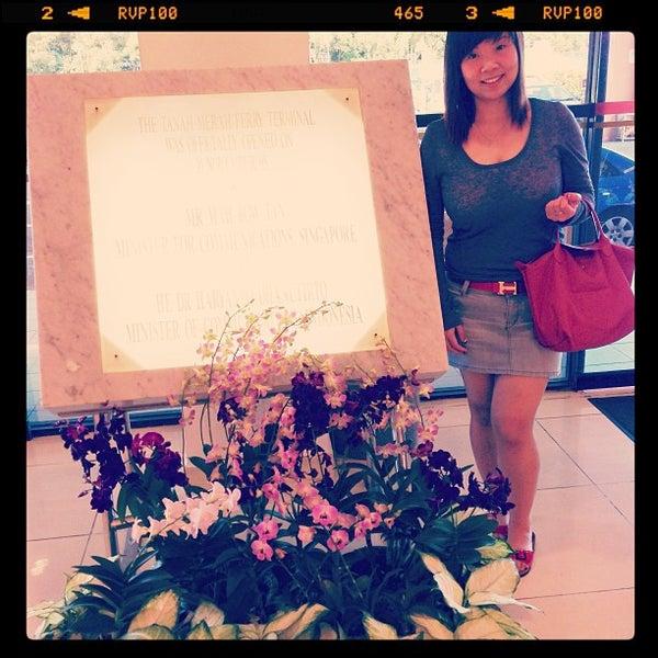Das Foto wurde bei Tanah Merah Ferry Terminal von Veronica L. am 3/15/2013 aufgenommen