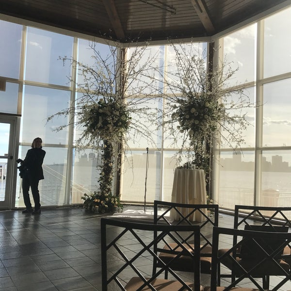 Photo taken at The Lighthouse at Chelsea Piers by Nathan M. on 4/2/2017