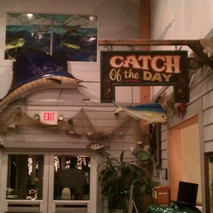 Photo taken at Corky Bell's Seafood by Chris R. on 11/24/2011