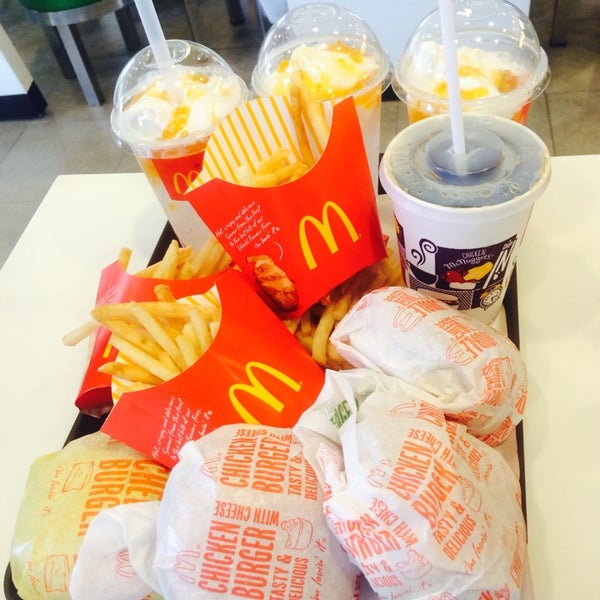 Photo taken at McDonald's by angelina e. on 7/25/2014