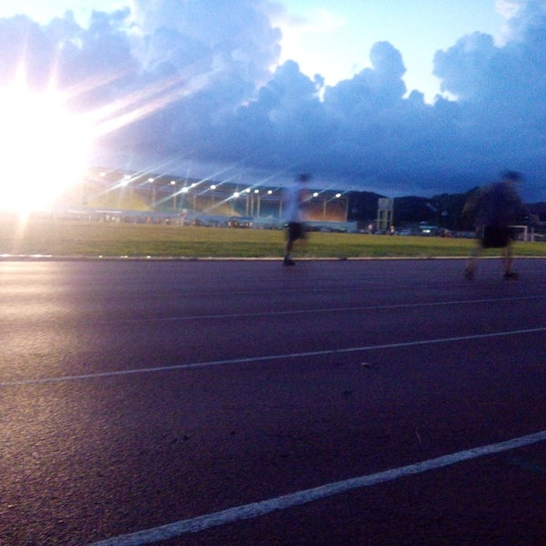 Photo taken at Iloilo Sports Complex by Dean Justin A. on 12/9/2013